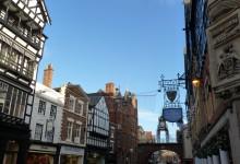 04 Décembre: visite de Chester