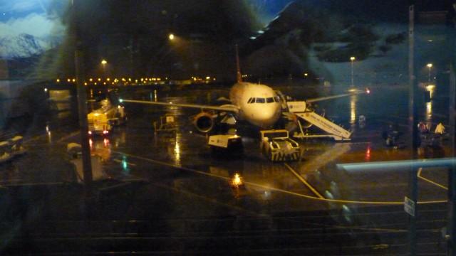 17 Décembre: premier vol, Liverpool/Paris