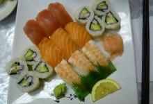 03 Février: frustrée des zombies, mange donc des sushis!