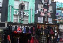 07 Février: le désormais très commercial Camden…