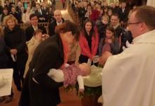 31 Mars: un baptême, Pascal