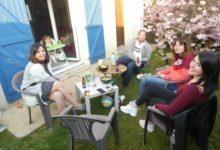 23 mars: soirée filles (ou presque)