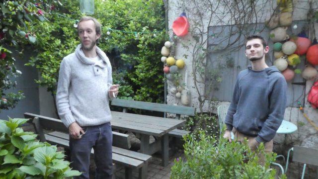 06 Mai: crêpes et kouign de bienvenue