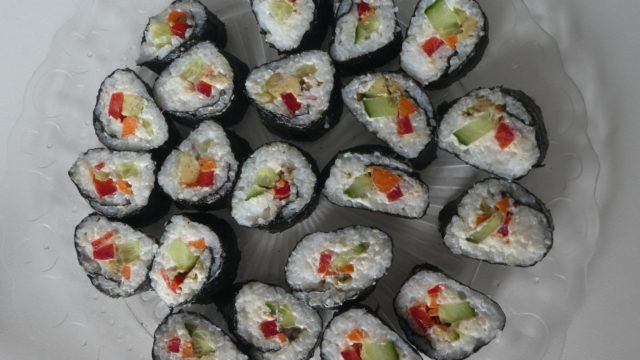 07 Mai: makis time