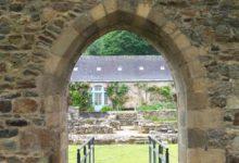 11 Juin: abbaye de Landévennec