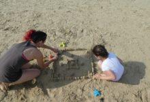 14 Juillet: jeux de sables