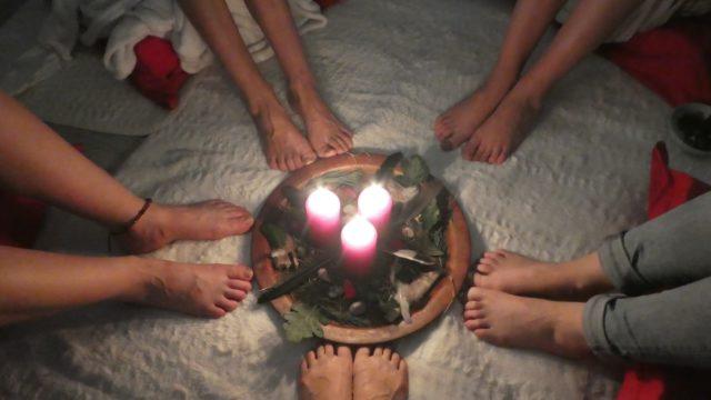 1er Août: soirée soeurcières