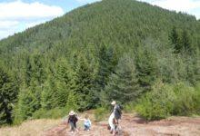 13 Août: gravir des montagnes