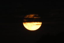 16 Août: pleine lune estivale