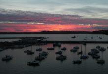 02 Octobre: lever de soleil épique