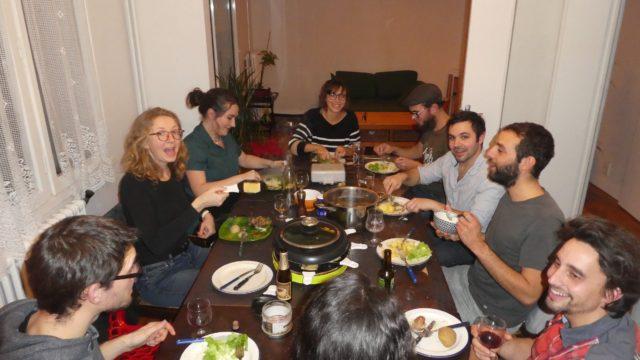 25 Novembre: Late Raclette