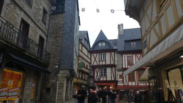 02 Janvier: Vannes, capitale Morbihanaise
