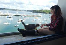 19 Avril: rêveries à la fenêtre
