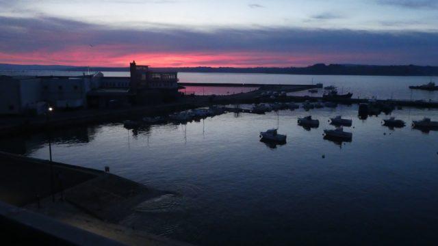 07 Mai: lever de soleil