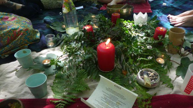 21 Juin: Solstice d'été dignement célébré