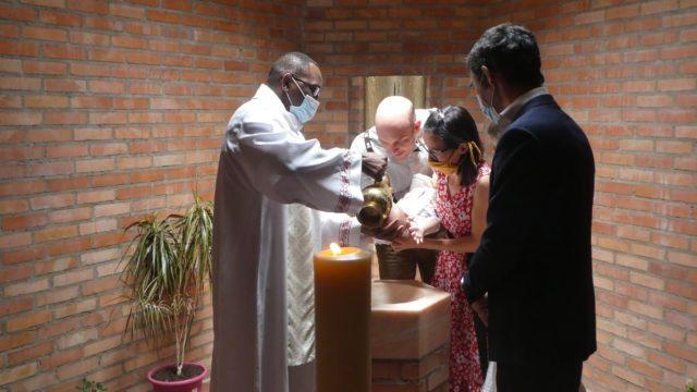 12 Juillet: baptême d'Ehouarn