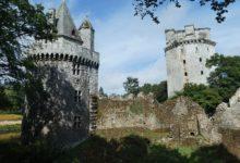 12 Août: château de conte de fée