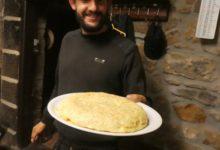 13 Octobre: tortilla tradicional