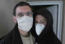 03 Novembre: couple  pandémique