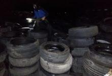19 Novembre: chasse aux pneus nocturne