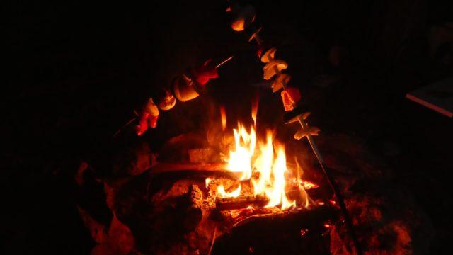 21 Novembre: barbecue hivernal
