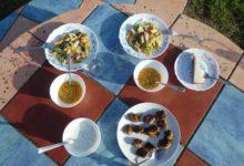 12 Décembre : repas en terrasse