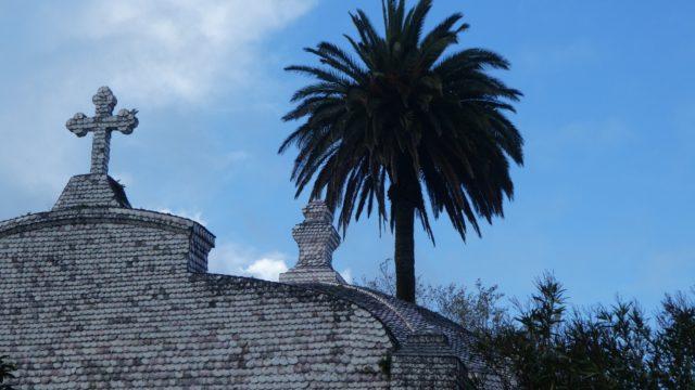 19 Décembre: bâtiment de coquilles