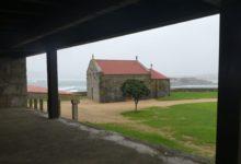 22 Décembre : chapelle dans la tempête