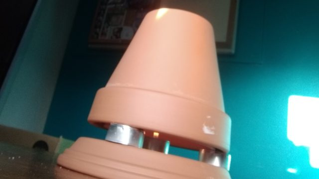28 Décembre: radiateur artisanal
