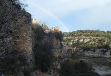24 Janvier: arcoíris en Minerva