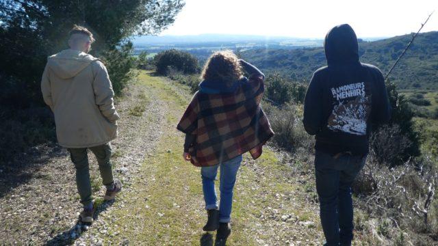 27 Janvier: chasse à la truffe