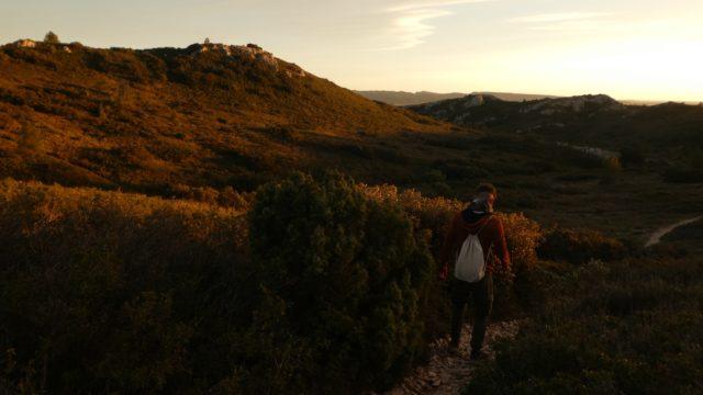 29 Janvier: balade dans la montagnette