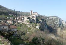 04 Mars : superbe Saint-Cyr-Lapopie