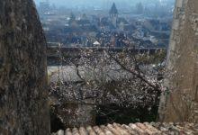 11 Mars : un air de printemps sur les remparts