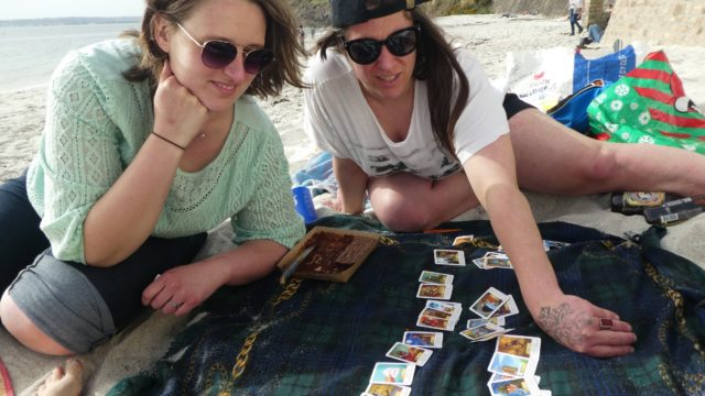 31 Mars : plage entre amies