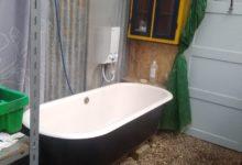 10 Mai : serre salle de bain