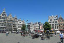 07 Juin : Anvers du décor