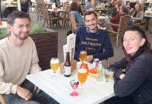 22 Juin : petit verre à Breda