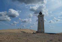 19 Juillet : phare perdu dans le désert
