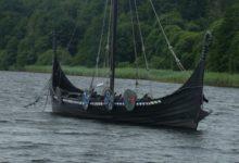 22 Juillet : Drakkar sur le fleuve