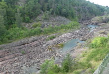 12 Août : Trollhättan à sec