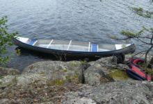 15 août : balade en canöe
